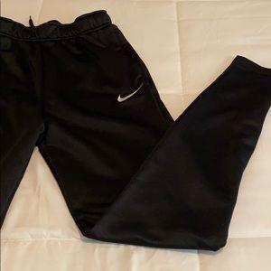 Nike Dri-fit athletic pants.